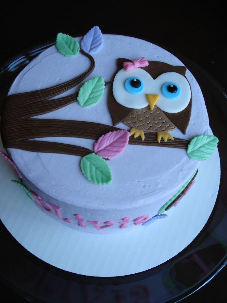 Best 25 Owl Smash Cakes Ideas On Pinterest Owl First