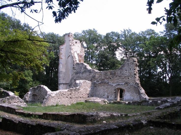 A pálos kolostor romjai, Nagyvázsony