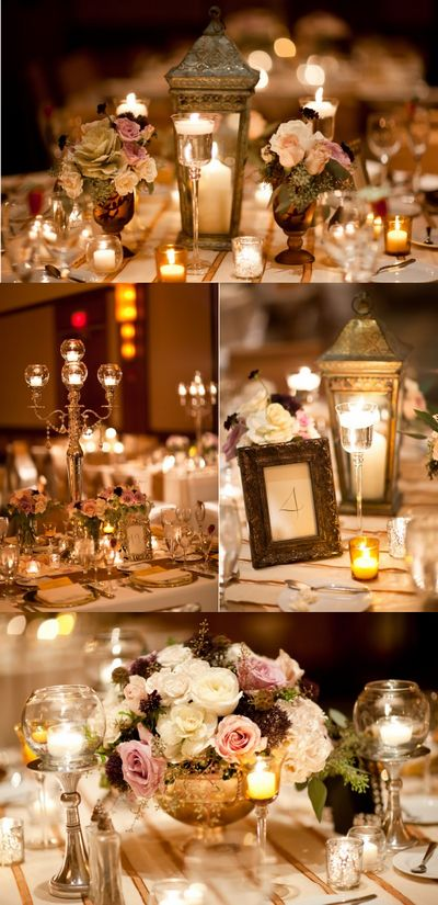 Vintage theme wedding ;) (this is beautiful.)