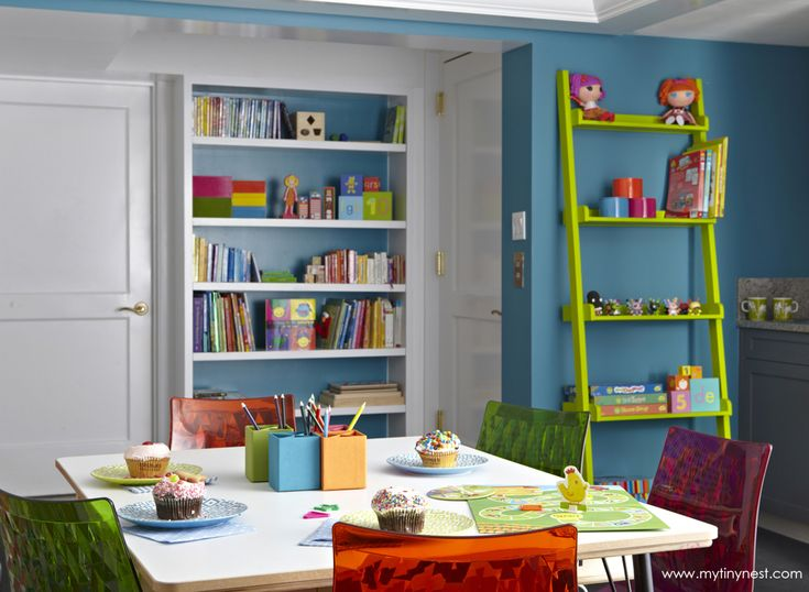 1000 images about playroom guest room office combo on pinterest - Playroom office ideas ...