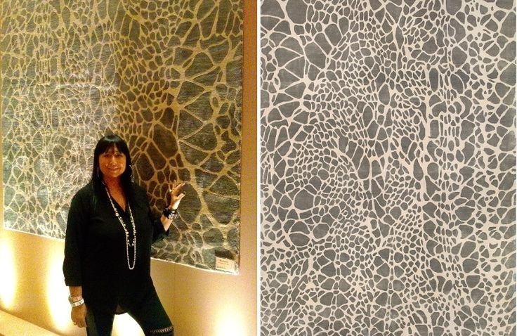 SALONE DEL MOBILE MILANO  BEAUTIFUL MODERN RUGS BY SITAP