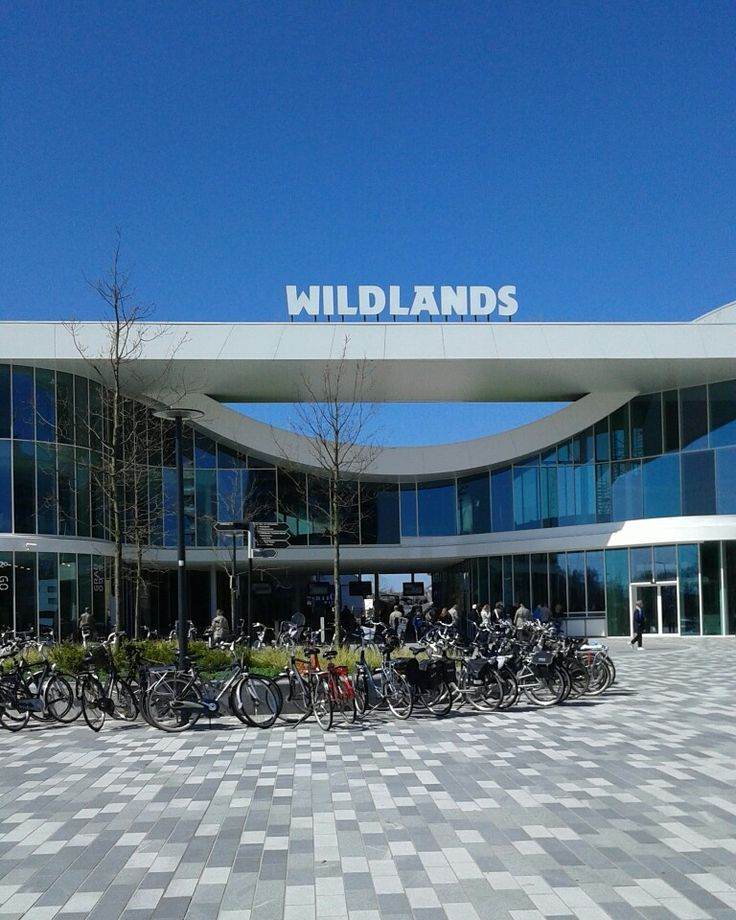 Wildlands Emmen / april '16
