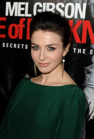 "Caterina Scorsone Photos: Premiere Of Warner Bros. ""The Edge Of Darkness"" - Arrivals"
