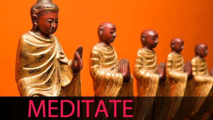 8 Hour Tibetan Meditation Music: Shamanic Music, Healing Music, Soft Mus...