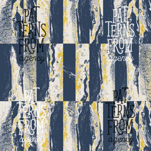 Tanja Kallio: Pollen – Oras  #patternsfromagency #patternsfromfinland #pattern #patterndesign #surfacedesign #printdesign #tanjakallio