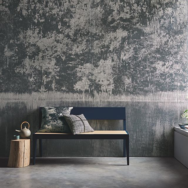 This Incredible New Collection Of Wall Coverings Are The Unique