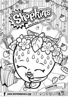 printable coloring pages of shopkins yahoo image search results - Printable Popsicle Coloring Pages