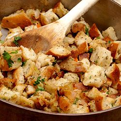 Display real size picture of Turkey stuffing recipes