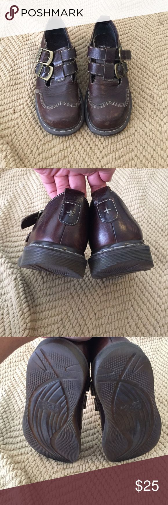 Doc Martins Good condition Mary Jane Doc Martins. Minor wear, reflected in price Doc Martins  Shoes Flats & Loafers