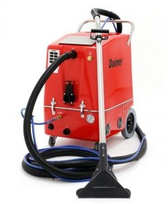 XTreme Power® XPH-9600 industrial carpet cleaner is one of Daimer's top of the line models. It is the perfect answer for those who either do not have the means to buy a truck mounted carpet cleaner, or else want a very powerful portable system with outstanding features and unsurpassed quality.