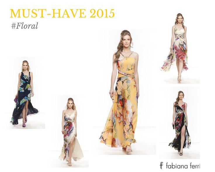 #Musthave... Fantasia e stampe floreali sono tra le più grandi #tendenze di quest'anno! Da sfoggiare in total look, per donare un tocco #femminile e #chic #moda #tendenza #trend #style #look #fashion #shopping #stile #trend #glam #elegance