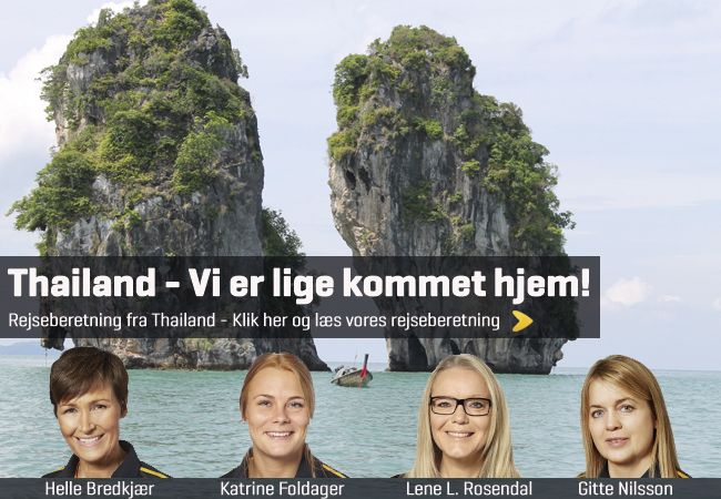 Har du ikke været i Thailand – så har du det bedste til gode