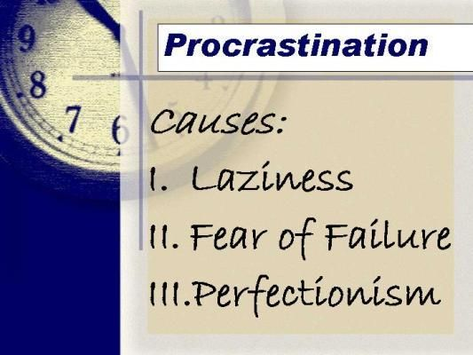 Procrastinating is one thing that ails everybody. It is something that prevents you from doing something productive. Instead of doing something that requires priority, you find yourself doing something that is trivial and does not require your immediate attention. You will be finding it difficult to focus.
