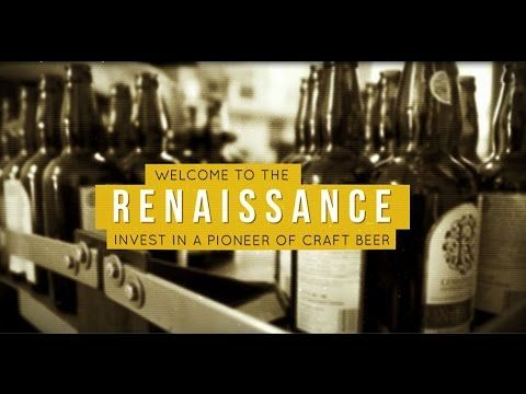 Renaissance Brewing - Invest now at Snowball Effect