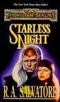 Legacy of the Drow: Starless Night by R. A. Salvatore 1994, Paperback Book