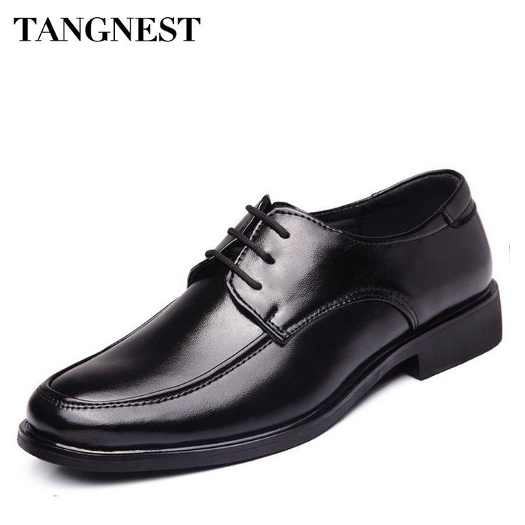 Tangnest 2017 NEW Man Formal Shoes Round Toe Lace-up Wedding Classic Business Man Shoes Spring Fashion Male Dress Shoes XMP750 #Men dress shoes http://www.ku-ki-shop.com/shop/men-dress-shoes/tangnest-2017-new-man-formal-shoes-round-toe-lace-up-wedding-classic-business-man-shoes-spring-fashion-male-dress-shoes-xmp750/