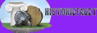 FORSIDE: HISTORIEFAGET
