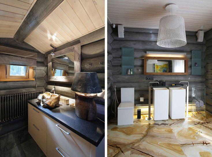дизайн бревенчатых домов внутри фото: 25 тыс изображений найдено в Яндекс.Картинках