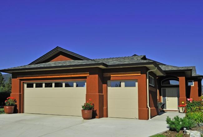 Steel Craft Door Products Ltd Flush Panel Style & 22 best SteelCraft images on Pinterest | Photo galleries Garage ... pezcame.com