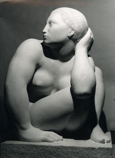 René Letourneur (1898-1990) - L'Aube, 1945-1950