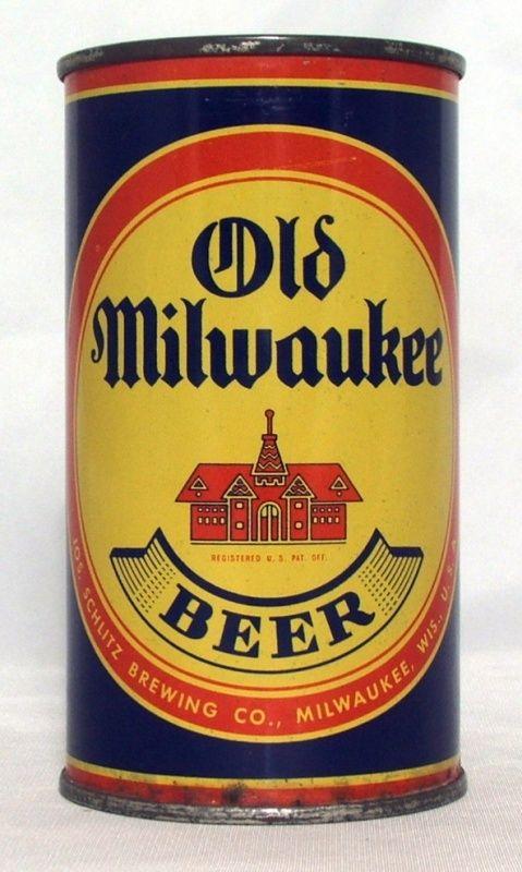 Vintage beer brands are