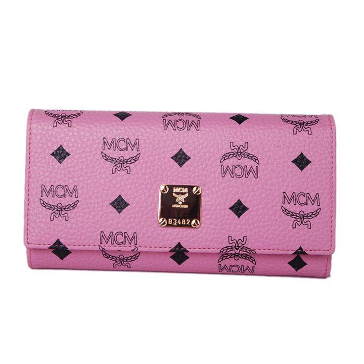 MCM Long Wallet Outlet-0007