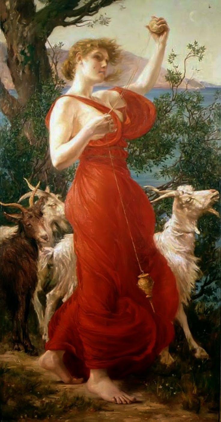 The Goat Girl, Edith Corbet