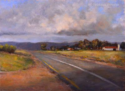 Deodanda Pretorius Fine Art: Landscapes