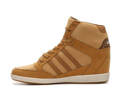 adidas neo - high - top - keil