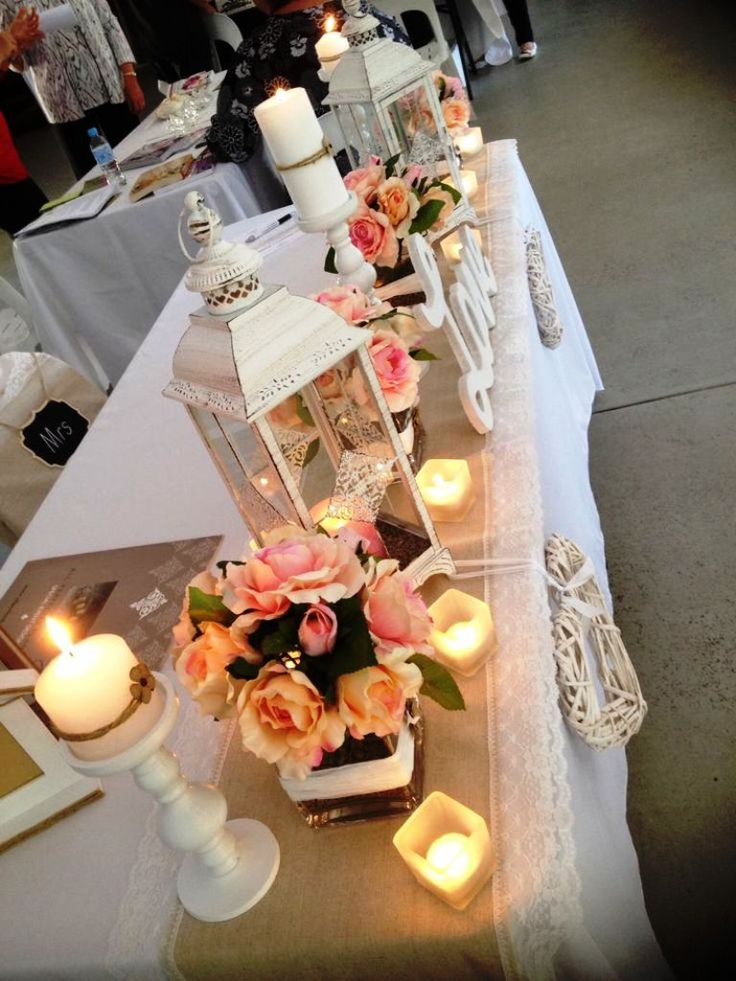 Best 25 Country Homemade Wedding Decor Ideas On Pinterest - homemade wedding decoration ideas