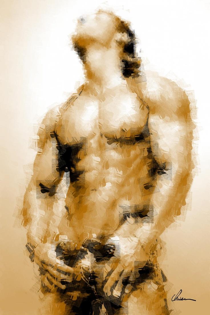 Male Nude #4