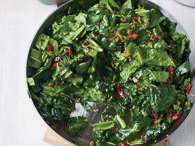 10 Ways to Use Mustard Greens   Food&Wine