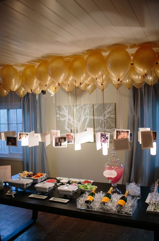 Photos from balloons... brilliant