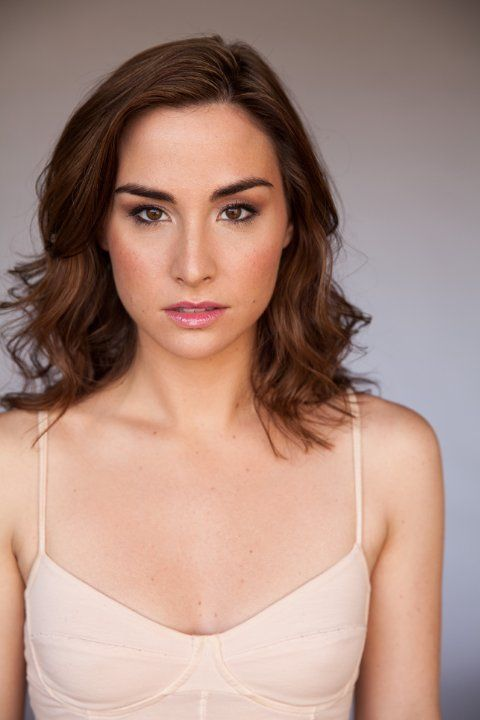 Allison Scagliotti- Love my Warehouse 13