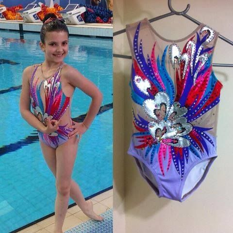 Synchroswimsuits by Natali