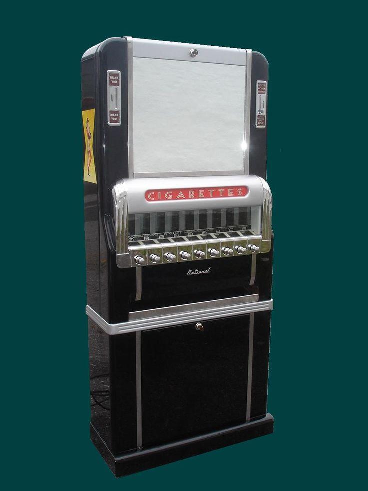 cigarette vending machine sur pinterest distributeur. Black Bedroom Furniture Sets. Home Design Ideas