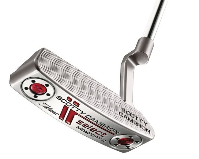 Scotty Cameron Select and GoLo putters - http://www.bunkered.co.uk/golf-equipment/scotty-cameron-select-and-golo-putters