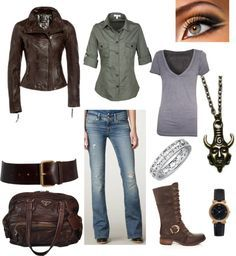 female dean winchester cosplay - Google Search