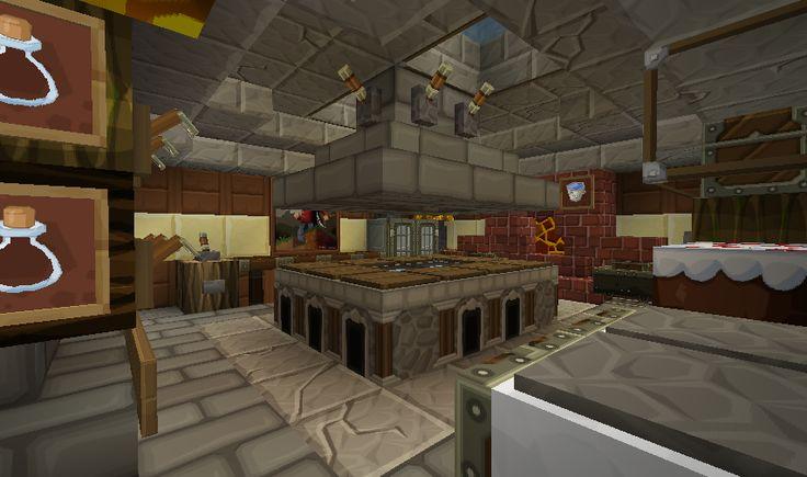 minecraft seeds: minecraft kitchen ideas   minecraft   pinterest