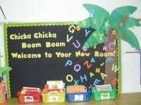 This site has TONS of great bulletin boards. I like this one for the start of the next school year. Lisa Till dont expect it to look exactly like this. LOL!