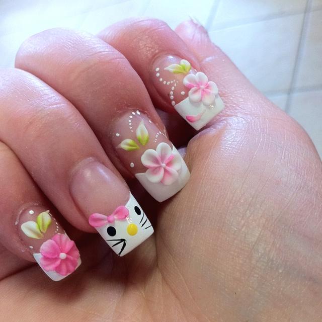 17 Best Images About 3D Nail Art On Pinterest