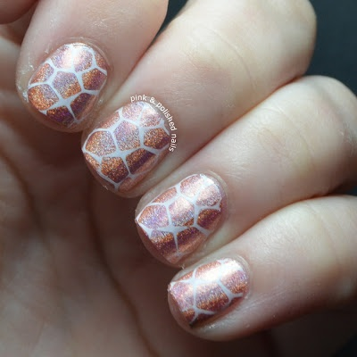 Pink & Polished: Flashback! Giraffe