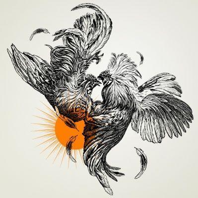 japanese fighting cock - Google-søk | Art | Rooster tattoo ...