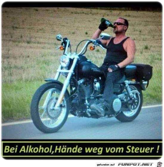 Bei Alkohol