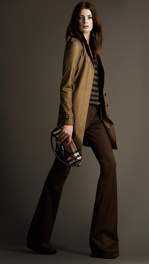 Business Casual - Work attire for the fall.