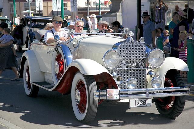 Napier Art Deco Weekend