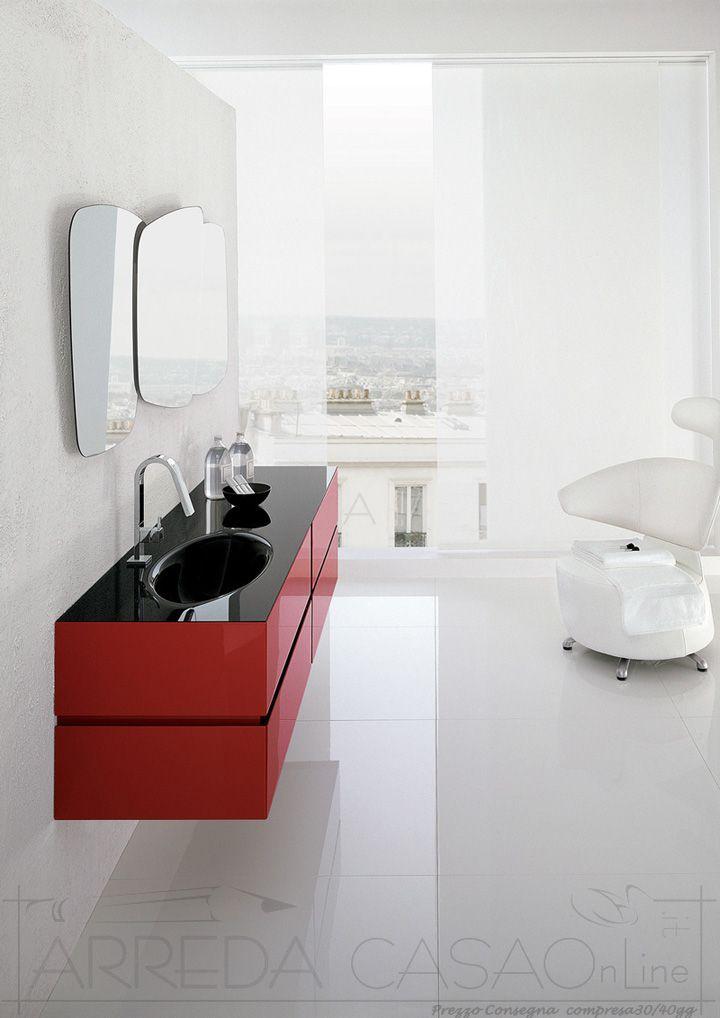 oltre 25 fantastiche idee su bagno bordeaux su pinterest | camera ... - Bagni Moderni Bordeaux