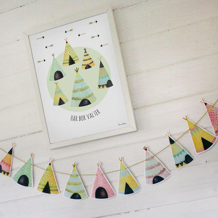 12 besten kinderzimmer indianer bilder auf pinterest for Kinderzimmer tipi