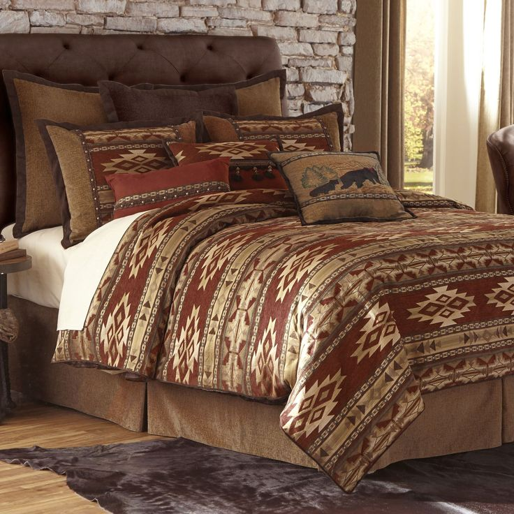 Sonorah Southwest Comforter Bedding Life On The Ranch