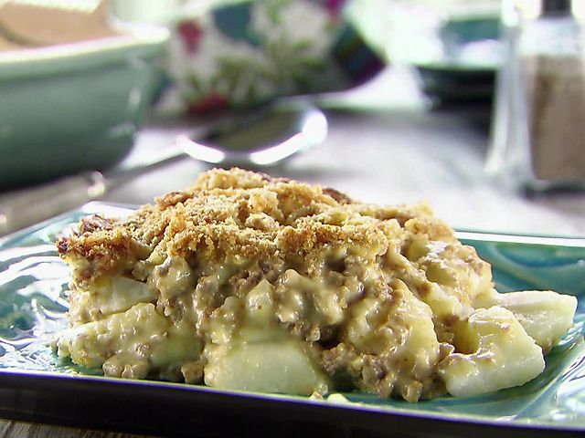 Mom's Potato-Beef Casserole Video : Food Network